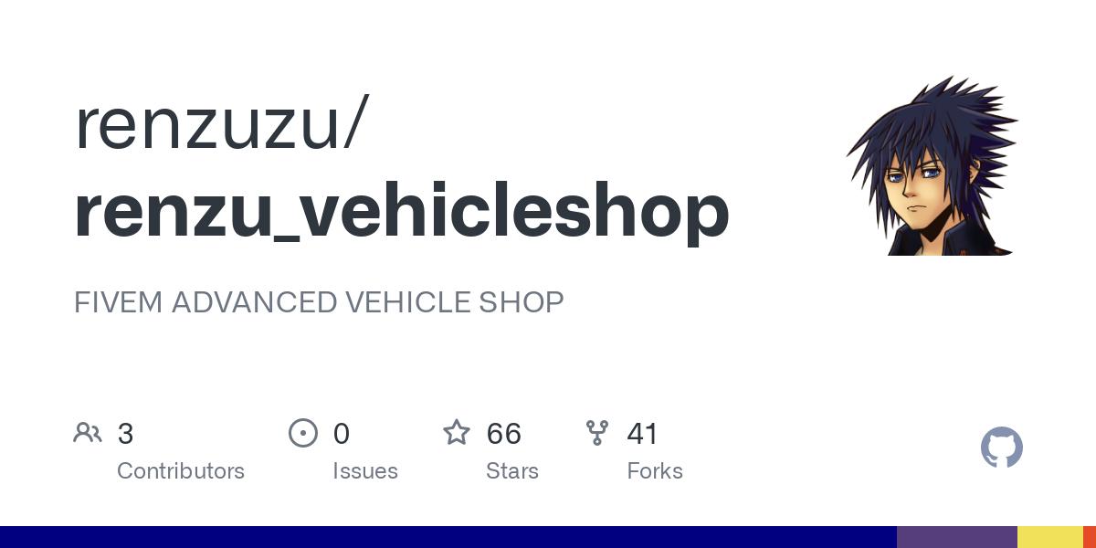 renzu vehicleshop