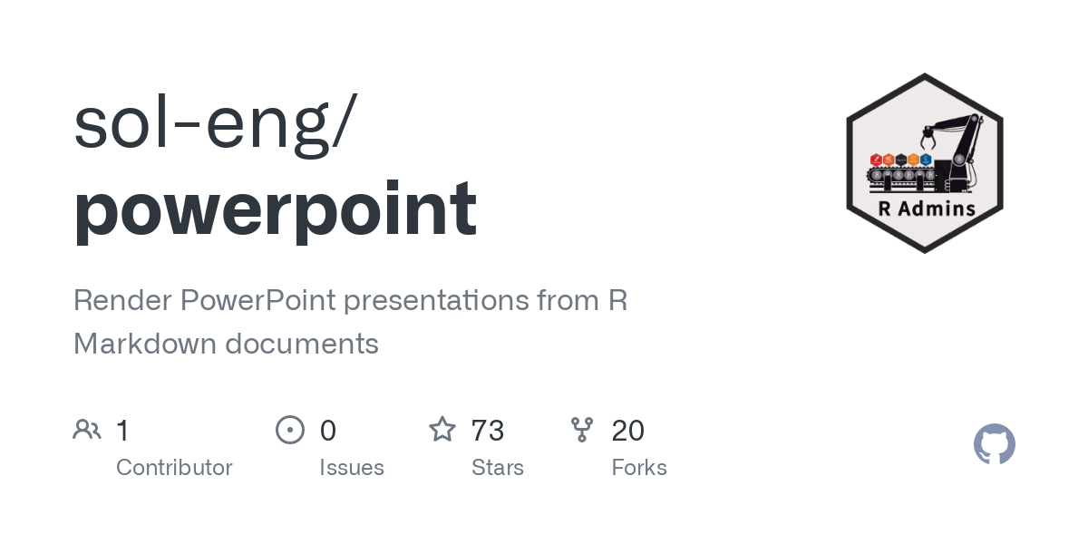 Powerpoint to markdown format