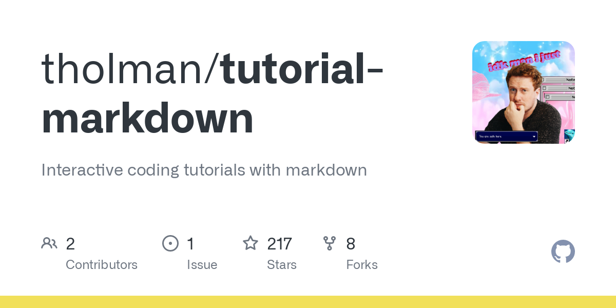 Tutorial Markdown